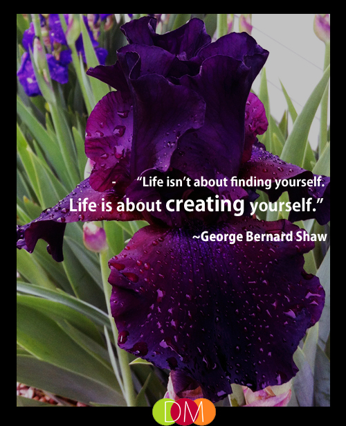 life is about creating yourself-George Bernard Shaw_Executive-Business-Leadership-Coaching-Training-Consulting-Sarasota-Tampa-Lakewood-Ranch-Florida